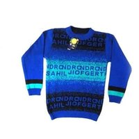 Kids Colorful Sweater