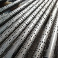Dalipu Supply Oil Perforated Tube Slotted Pipes