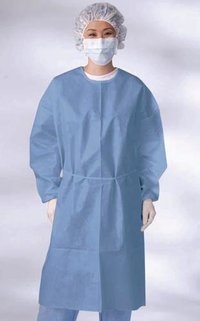 Disposable Laminated Gown