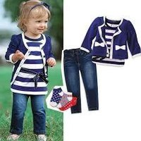 Pant And T Shirt For Baby Girl
