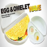 Egg And Omelet Wave