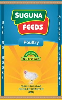 Suguna Broiler Feed