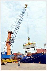 Mobile Harbour Cranes