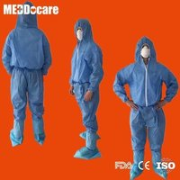 Disposable Work Coveralls