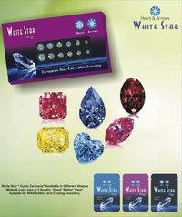 White Star Cubic Zirconia