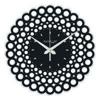 Wooden Designer Circle Clock