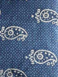 Dabu Indigo Cotton Fabrics