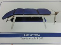 4 Folds Traction Beds