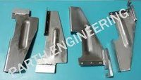 Ss Bracket For Printing Machinery