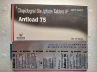 Clopidogrel Bisulfate Tablets