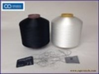 90d/600tpm Polyester Bright Fdy Warp Yarn