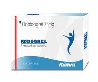 Kodogrel Clopidogrel Tablet