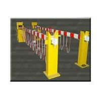 Entry Crash Barrier