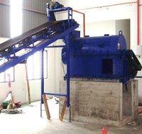 Coconut Fiber Extracting Plant