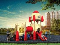 Modern Outdoor Playground Equipment Series Wd-Rc145