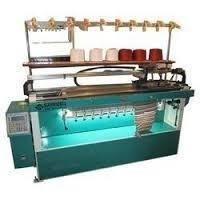 Power Flat Knitting Machine