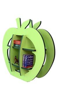 Apple Shaped Book Shelf