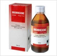 Bromhexine Syrup
