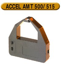 Printer Ribbon For Accel Amt500/515