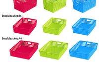 Stock Plastic Basket