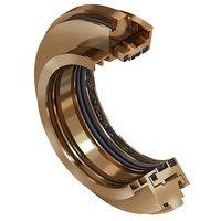 Bearing Gard For Steam Turbines