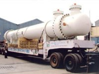 Gas - Gas Exchanger For A Gas Plant