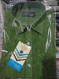 Maslin Khadi Shirt