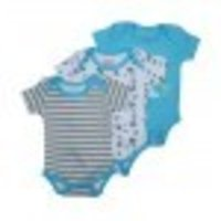 Blue Baby Onesies Set