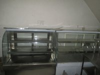 Sweets Steel Counter