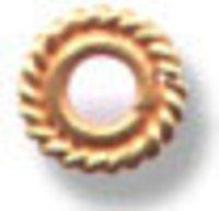 Gold Beads Bvg217