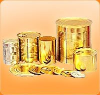 Ots Tin Container