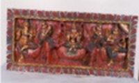 Ganesh Laxmi Saraswati (Panel) (26 / Bl-8)