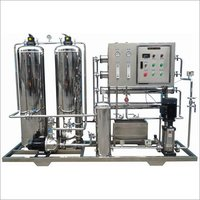 Industrial Ro Water Purifier Plant