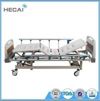 Manual Hospital Bed By Crank Handle