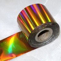 Custom Holographic Hot Stamping Foils