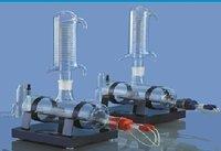 Double Distillation Unit Horizontal Model
