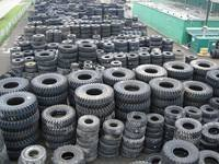 Used Truck And Car Tyre Scrap