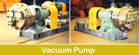 Vacuum Pumps For Critical Gases