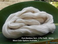 Pure Bamboo 2 Ply Yarn