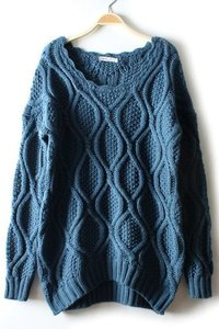 Fashionable Knitted Sweaters