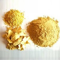 Dehydrated Ginger Powder And Flakes