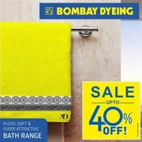 Bombay Dyeing Full Size Towel