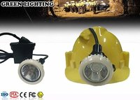 Rechargeable Corded Miners Head Lamp