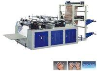 Disposable Hand Gloves Machine