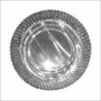Silver Paper Dish