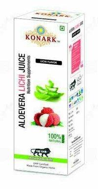 Alovera Leachi Juice