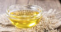 Cold Pressed Gingelly Oil