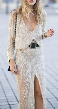Embellished Ladies Dresses
