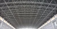 Stage Overhead Grid Structure