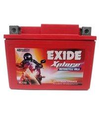 Motorcycle Batteries (Exide)